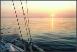 Bass Strait on a Calm Day