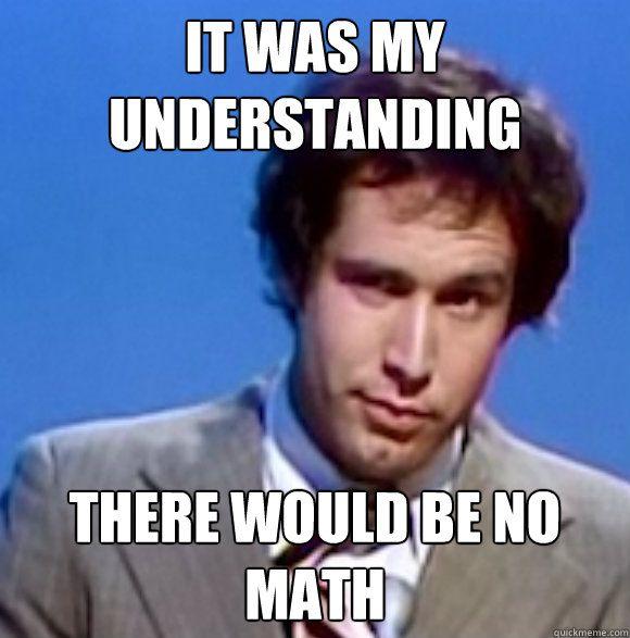 My Understanding