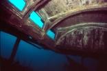 Sky Light In The Shipwreck America
