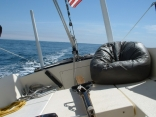 on the way to mission bay from san diego bay