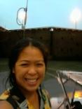 Smiling Mel