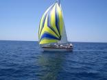 Light Winds Along The Croatian Coast