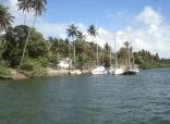 Moorings In Cabedelo Area, Brazil
