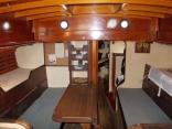 Main Cabin W Table Open