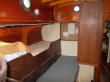 Main Cabin W Table Folded Up