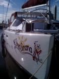 Logo On Boat - Copy