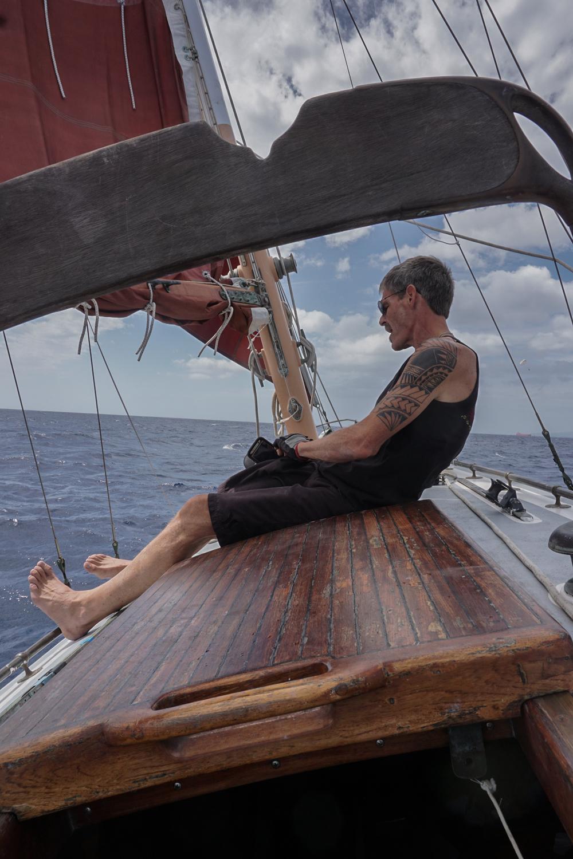 Joyful Sailor