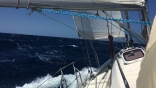 Strider, West Of Martinique, bound For Saba