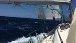 Strider, West Of Martinique, bound For Saba