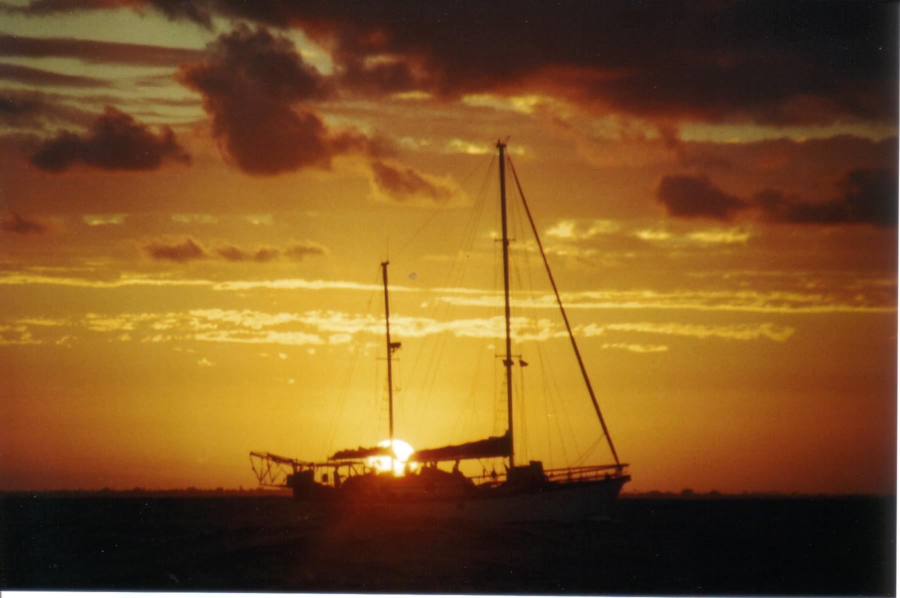 Yacht Zanj