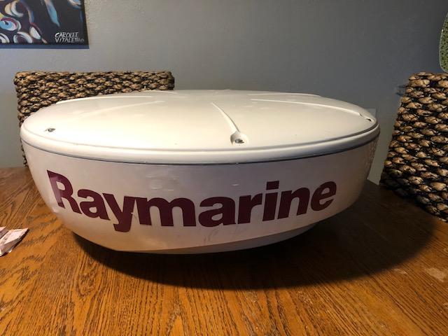 Raymarine Radar
