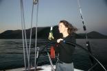 4.30am sailing hmmmm