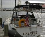 """Galatea"" - Ericson 34"