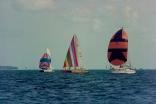 Sailing Lokoino, Biscayne Bay