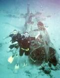 buji & tekno diving in Hawaii