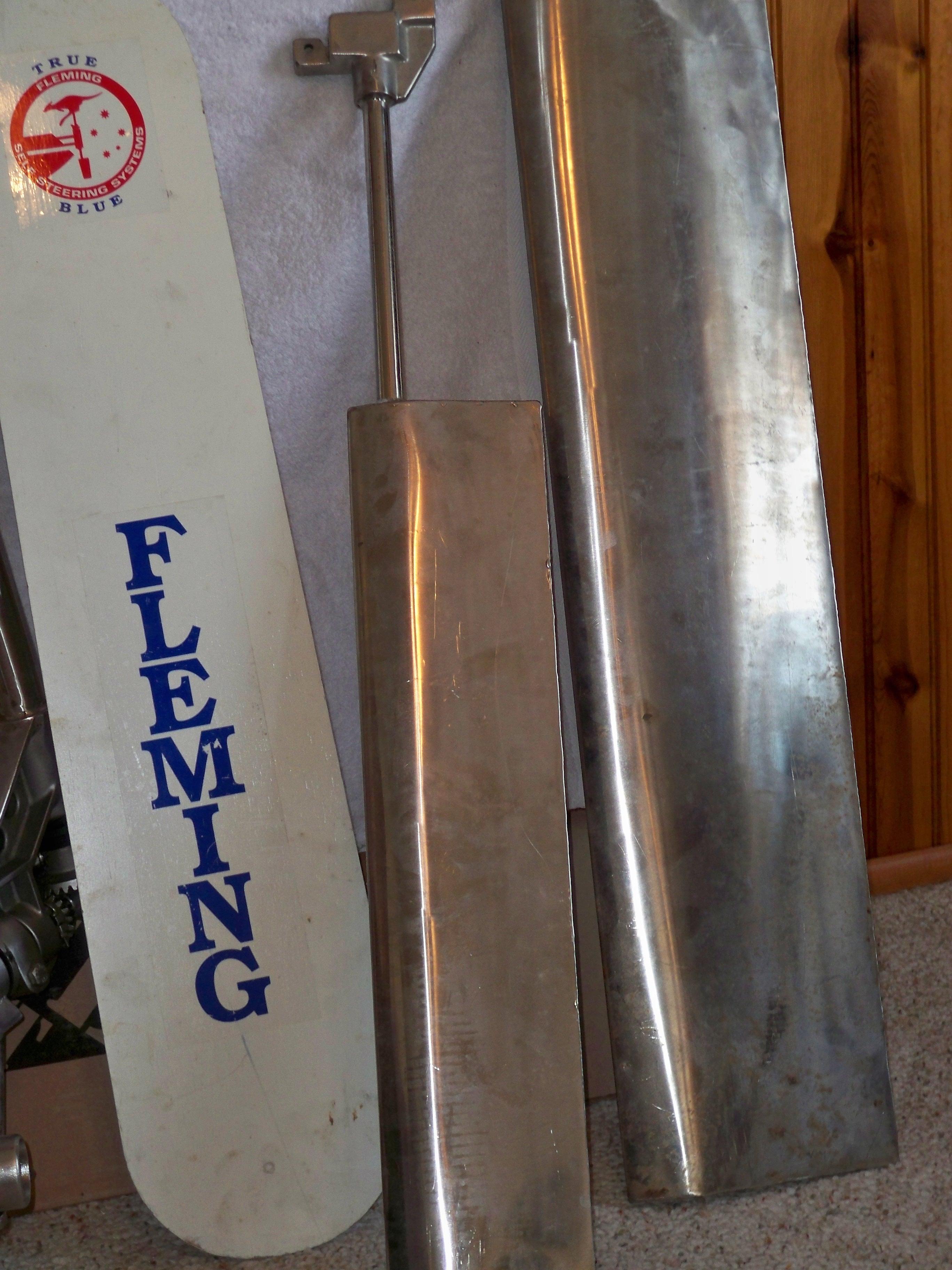 Fleming Vain Steerer