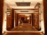 Main Hallway Below Deck