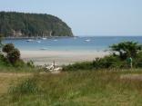 Tribune Bay,hornby Island B.c.