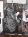 H27 Engine Pull / Oil Leak