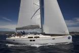 Sailing Along The Coast Of Spain