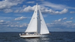 Cruising In Saco Bay, Maine