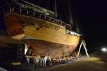 Restoration Of The Megan D Schooner