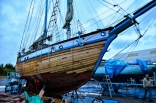 Restoration Of The Megan D Schooner
