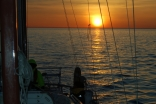 Sailing In The Strait