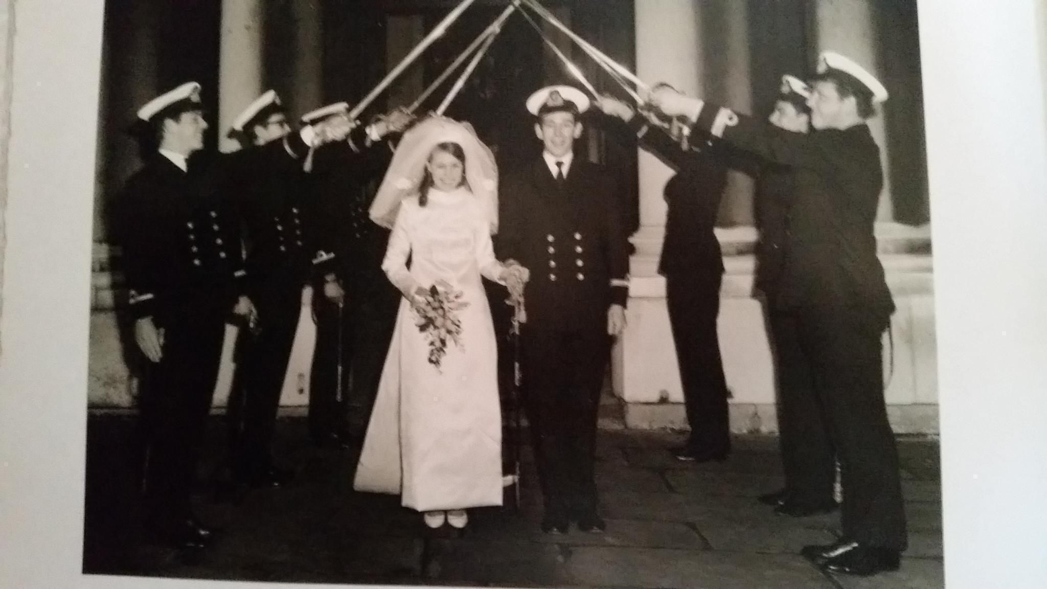 47 Years Of Marriage And 20 Years Aboard