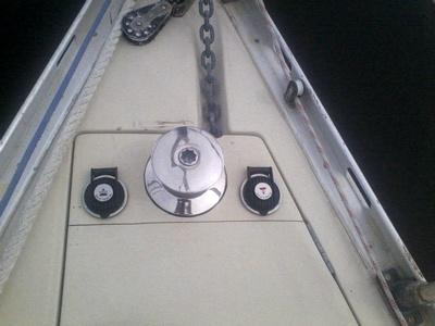 Windlass First Fitting