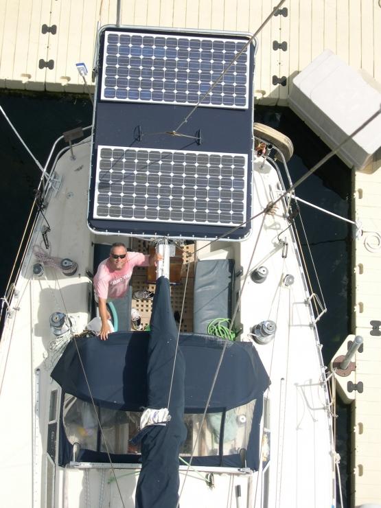 Solar Bimini