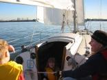 Maiden Sail of Bailiwick