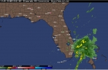 Fl Radar, 2:15pm Est, 24-may-2012