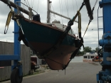 New Old Folkboat. Whitby Continental 25
