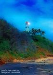 Diamondhead Lighthouse.