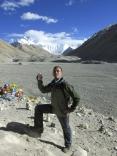 Mt. Everest Base Camp, Tibet, China