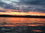 Sunrise On Puget Sound