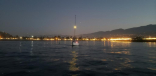 Santa Barbara At Daybreak