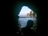 Cave On Santa Cruz Island