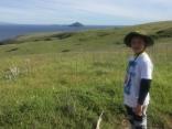 Viewing Anacapa Island From Santa Cruz Island