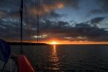 Sunrise At Moonshine Island