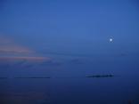 Full Moon In Blue Ii