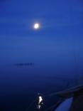 Full Moon In Bluei