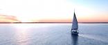 Sunset, Lake Lewisville