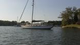 Anchored In Deltaville, Va
