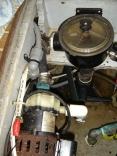 AC Strainer & Pump