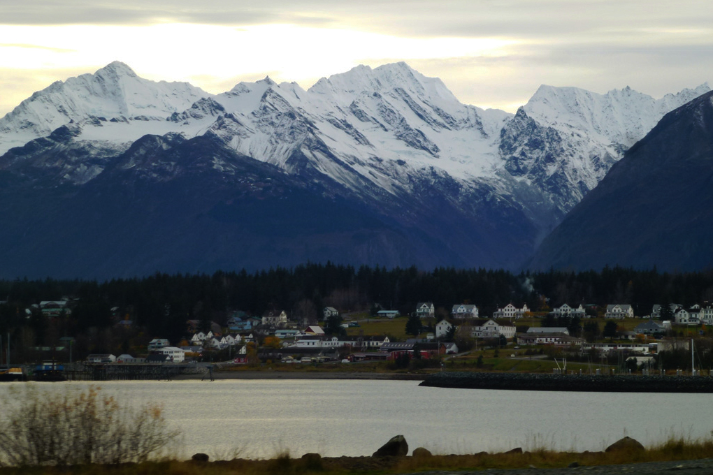 Haines Is North Of Juneau