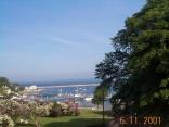 Harbor of Mackinac Island