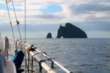Approaching Cape Brett