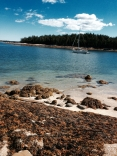 Isle Au Haut Island - Maine